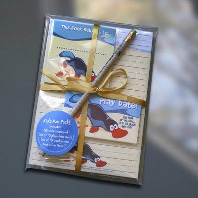 Platypus Kids' Fun Pack Set  – Sky of Blue Cards – $19