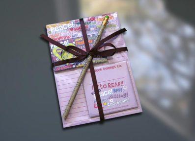 Tween Peace Fun Pack Set – Sky of Blue Cards – $19