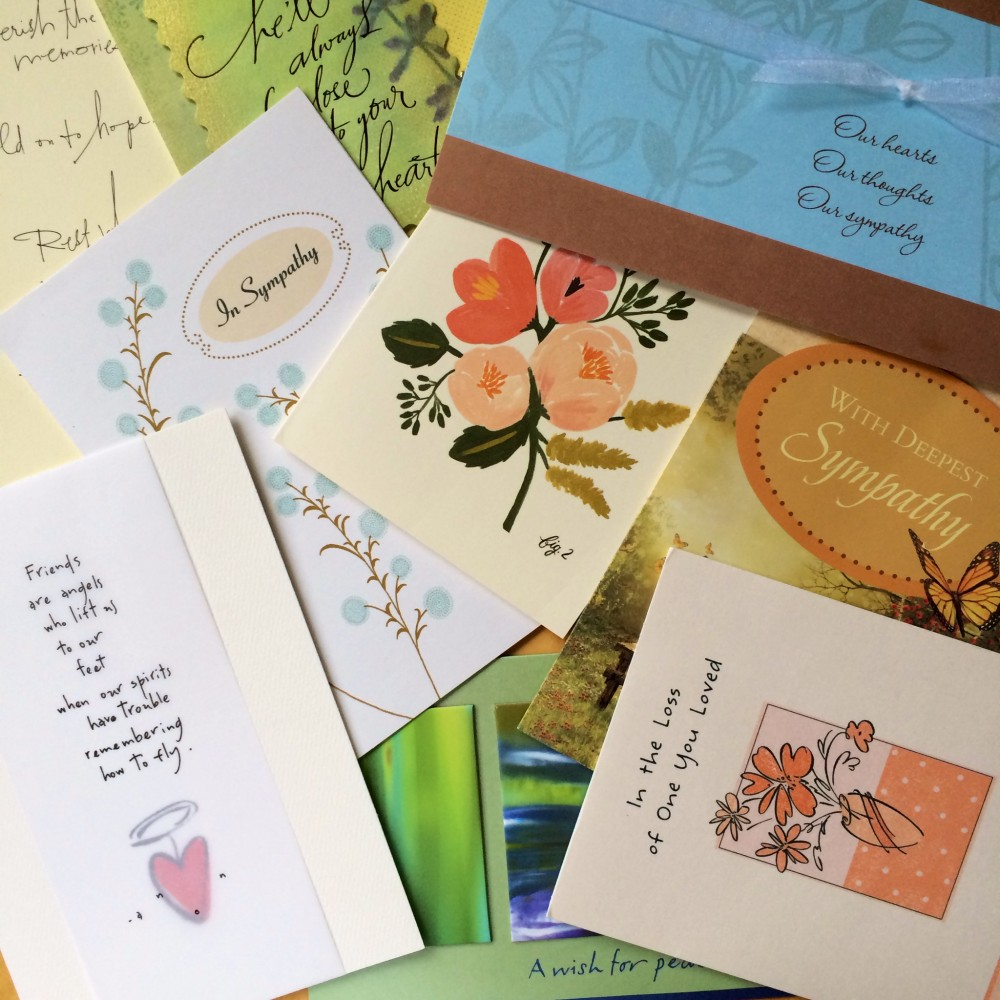 The most important card youll ever give or get sky of blue cards kristyandbryce Gallery