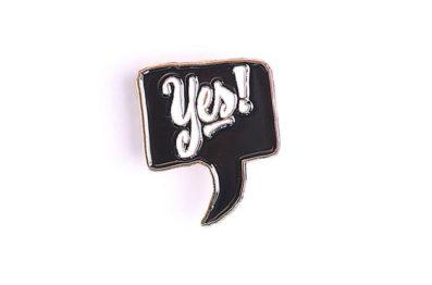 yes_pin