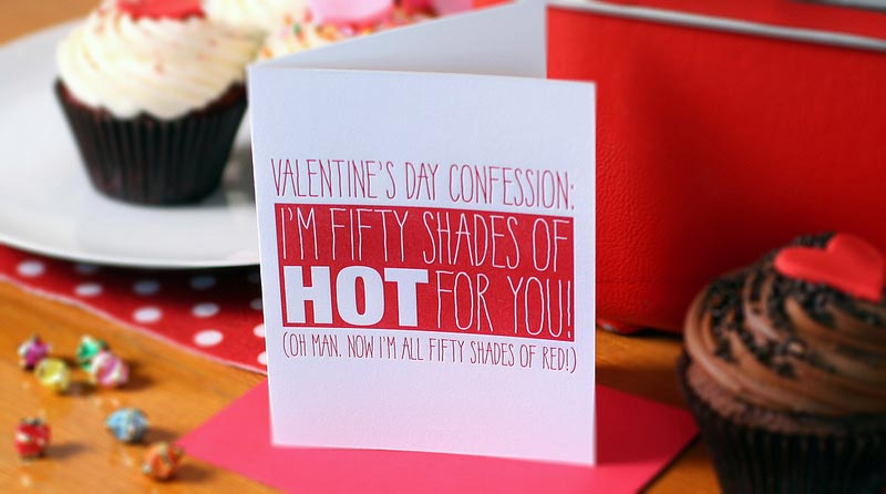 Fifty Shades of Hot Valentine's Day