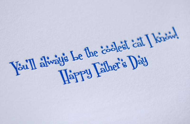 Daddy-O! – Father's Day