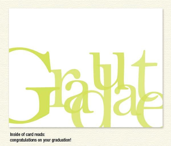 Graduate – Graduation
