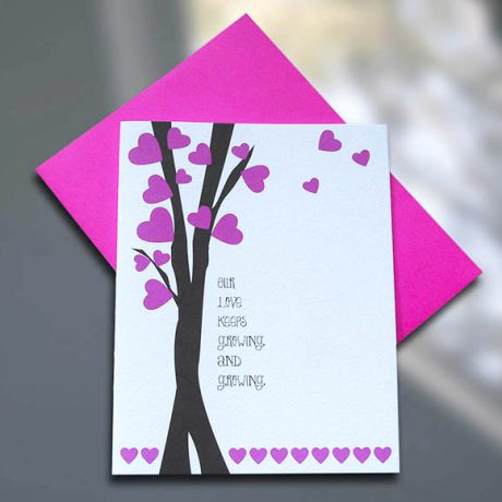 Love Tree – Valentine's Day