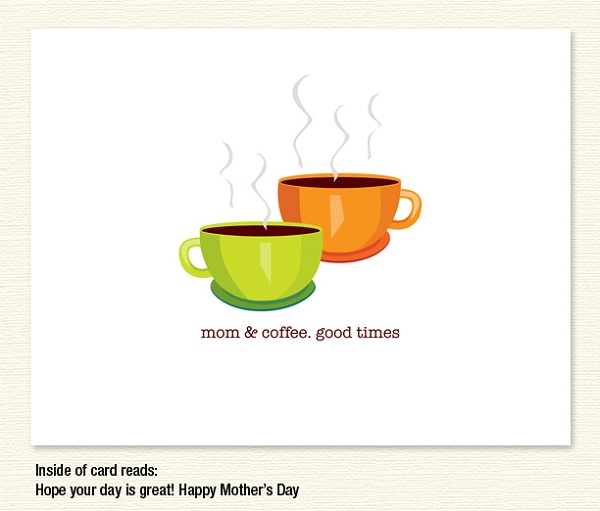 Mom & Coffee –  Mother's Day