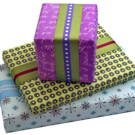 Scribble Gift Wrap