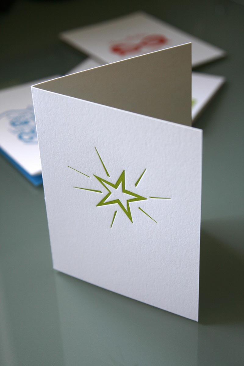 Super Star Birthday Card