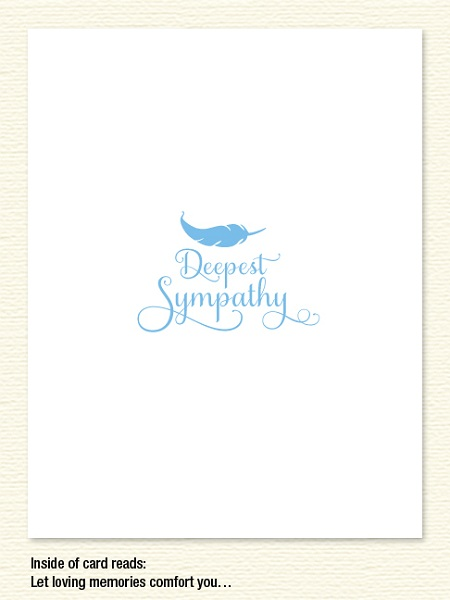 Sympathy Feather