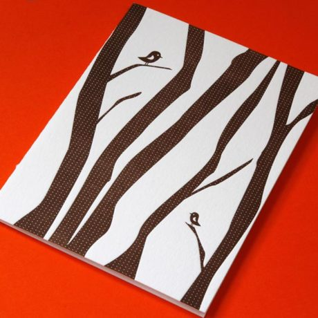 Trees Note Card