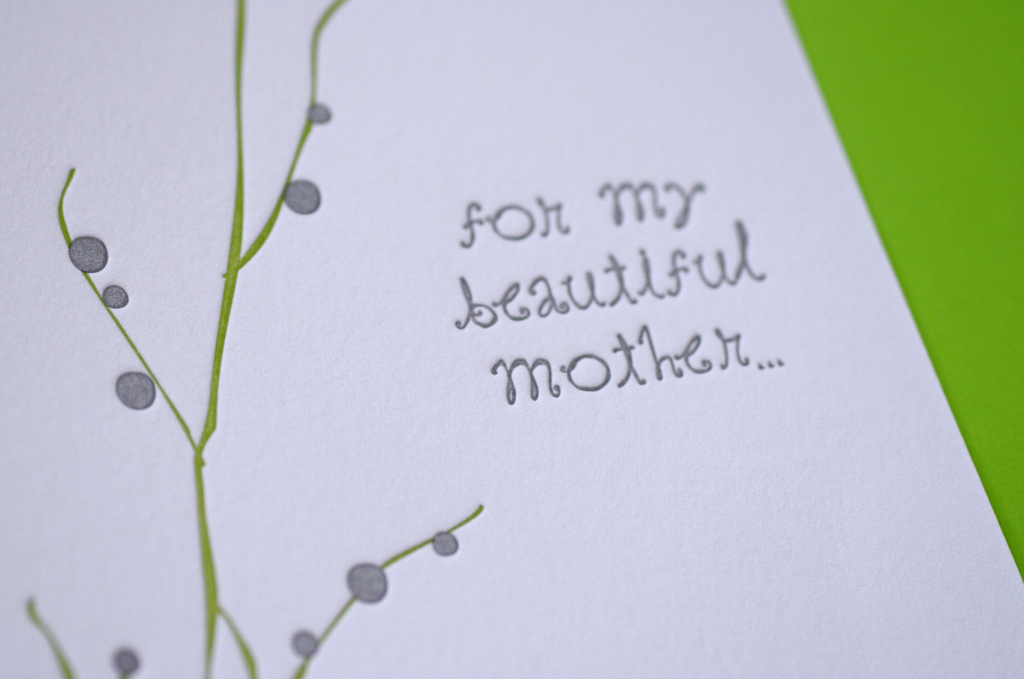 Beautiful Mother – Mother's Day