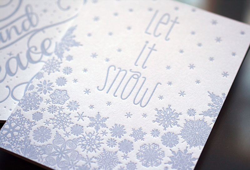 Let it Snow – Holiday