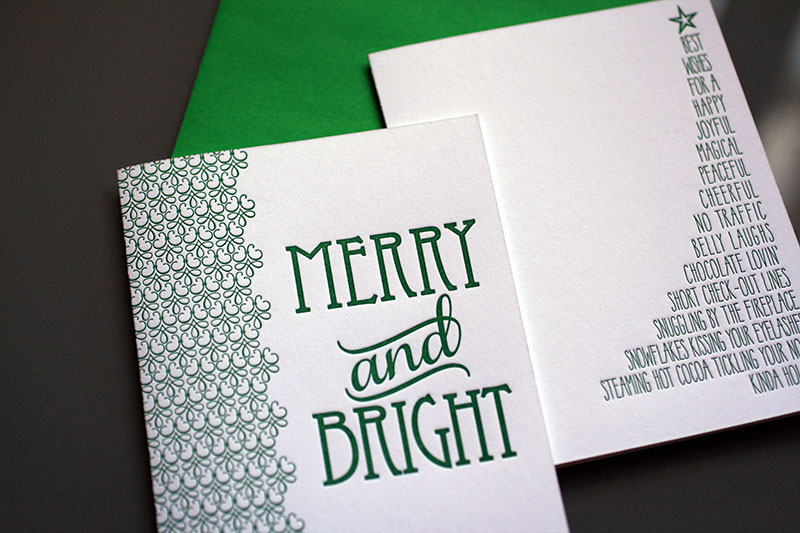 Merry and Bright – Christmas