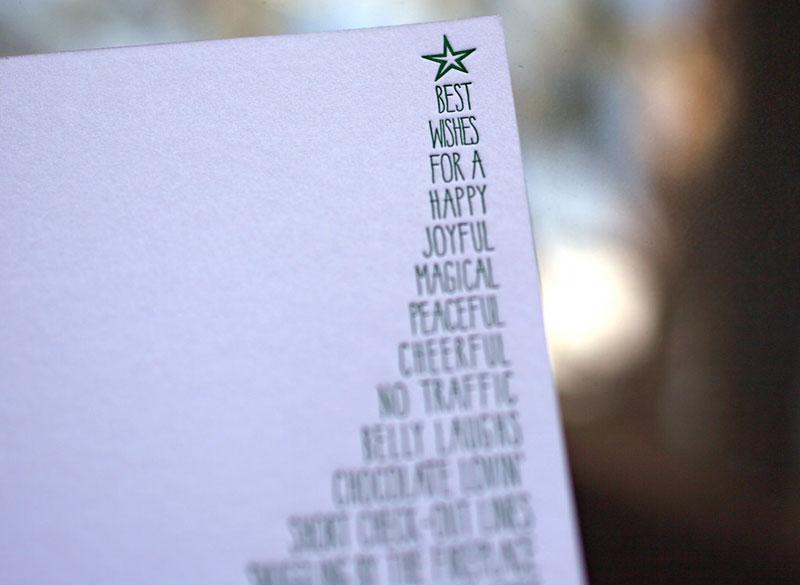 Xmas Tree List