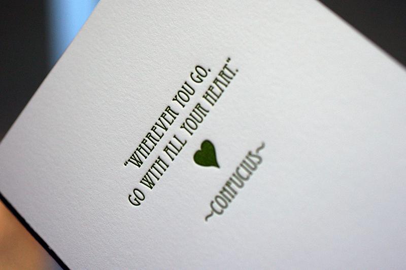 Confucius – Graduation