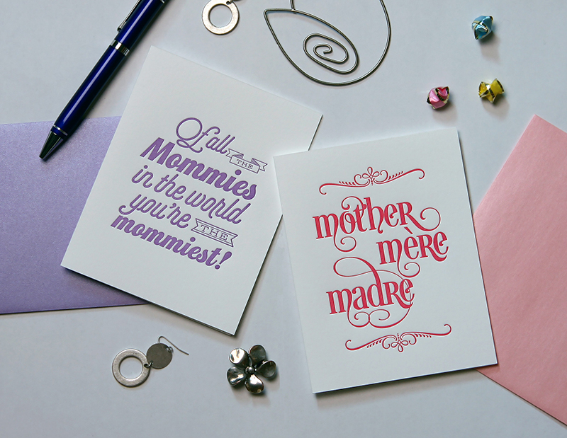 Mommy World – Mother's Day Card
