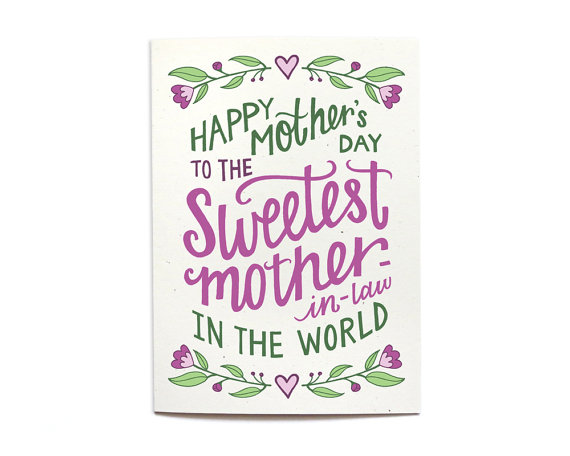 From Hennel Paper Co. (dedicated to my gorgeous mother-in-law, Marcia)