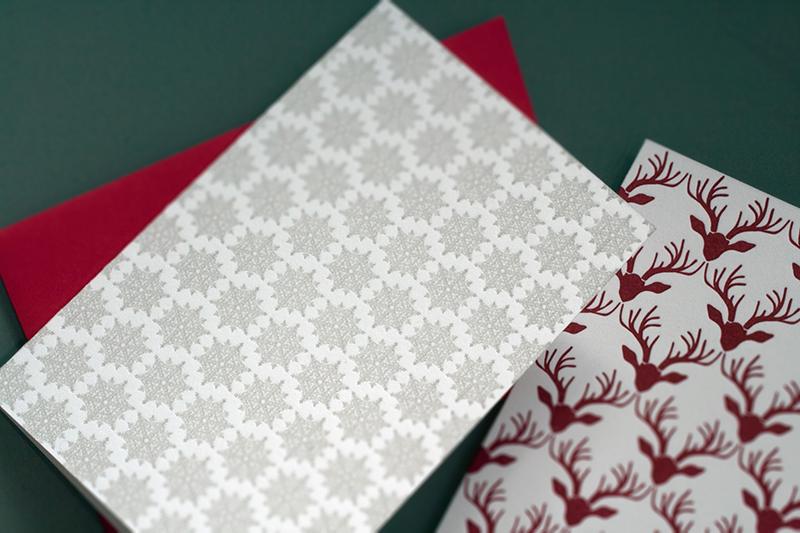 Snowflakes Pattern Mini