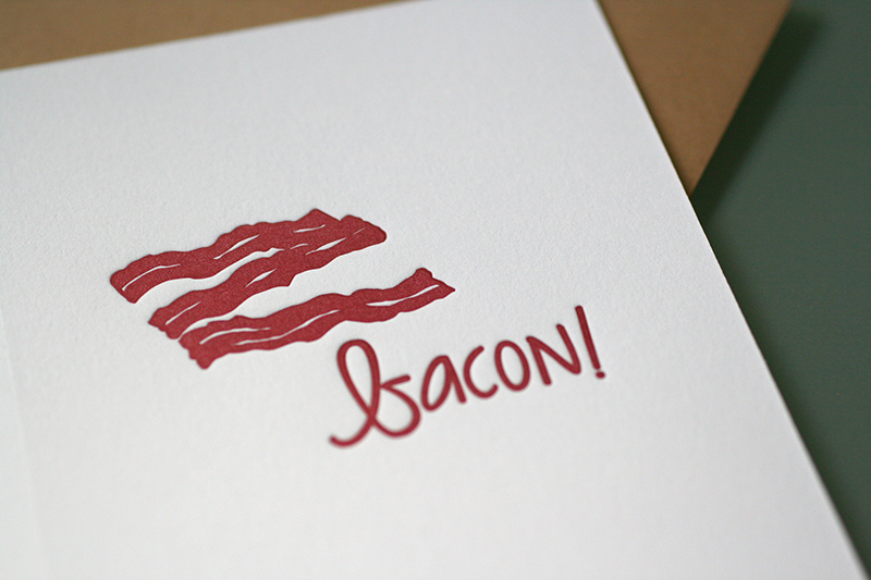 Bacon Birthday