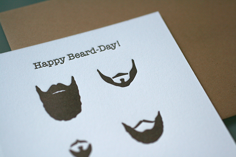 Beards Birthday