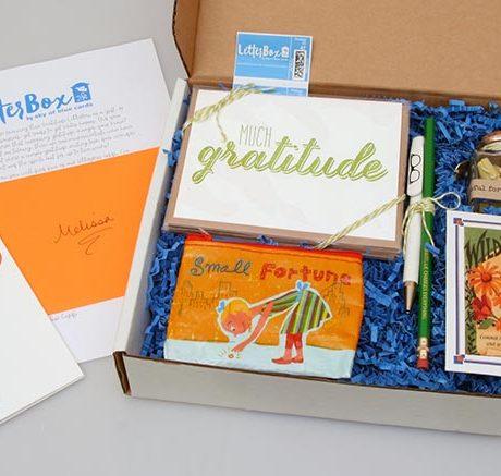 Specialty LetterBox – Gratitude Box