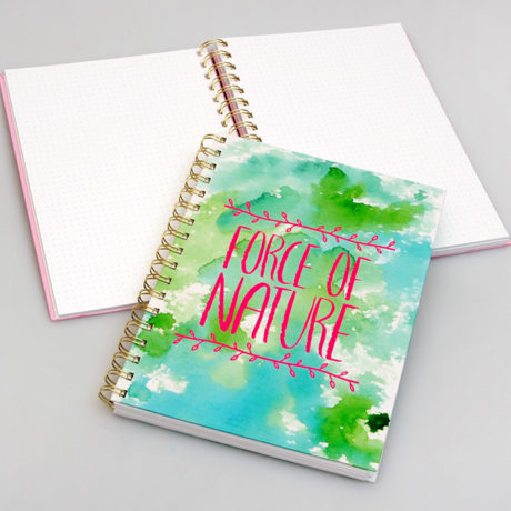 Force of Nature Journal