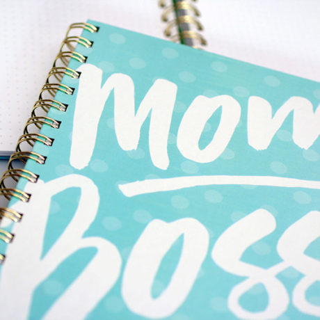 Mom Boss Journal