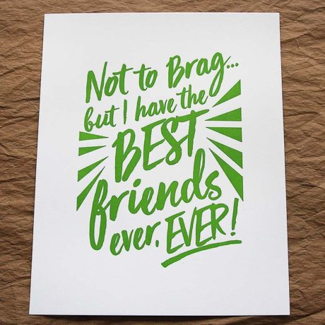 Best Friends Ever – 8×10 Art Print