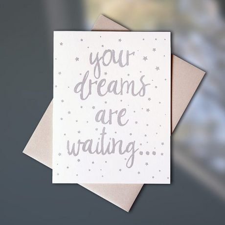 Your Dreams Are Waiting – Graduation