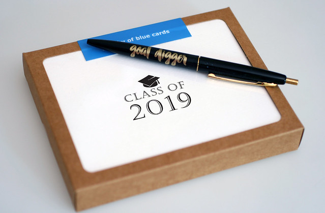 Class of 2019 Note Cards
