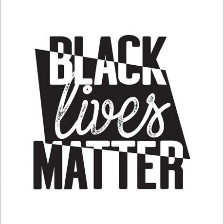 Black Lives Matter Note Card