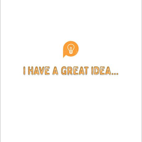 Great Idea – Conversation Collection