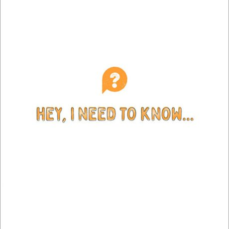Need To Know – Conversation Collection