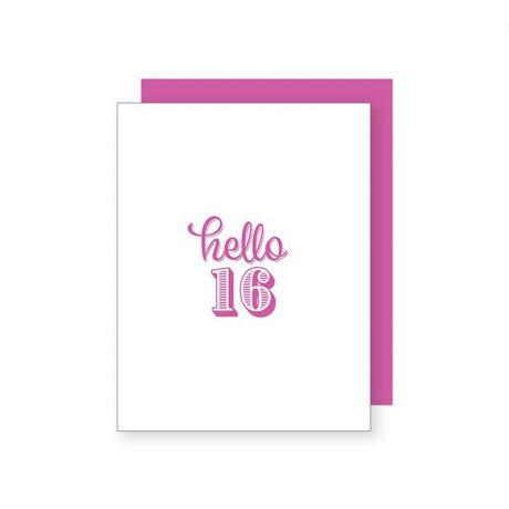 Hello 16